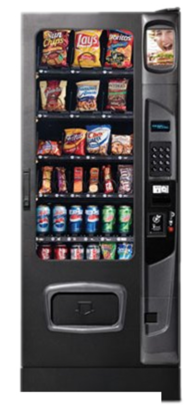 Chill Center 'Mini' Combo Vending